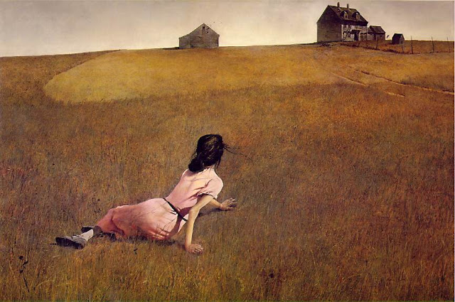 Andrew Wyeth Christina's World