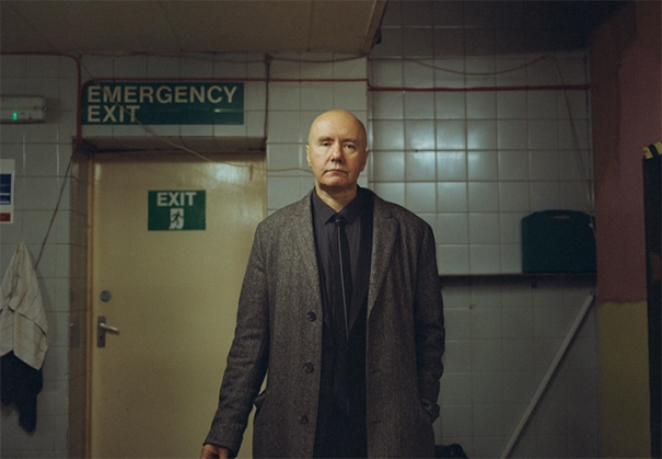 Irvine Welsh by Julian Baker