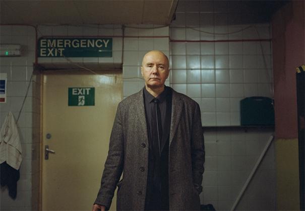 Irvine Welsh by Julian Baker