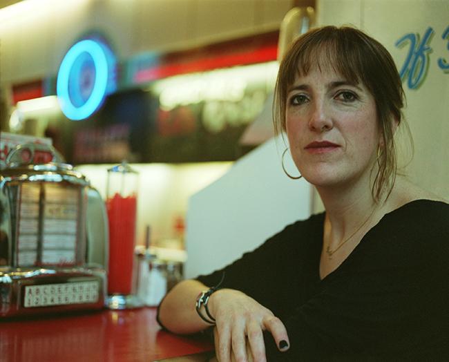 Rowena Macdonald by Julian Baker